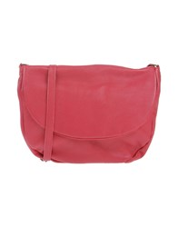 Corsia Handbags Red