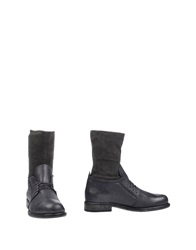 Henry Beguelin Ankle Boots Lead