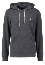 Element Cornell Hoodie Charcoal Heather Mottled Anthracite