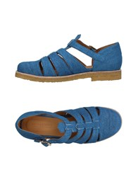 Heimstone Sandals Blue