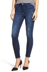 Petite Women's Dl1961 Ryan High Waist Ankle Skinny Jeans