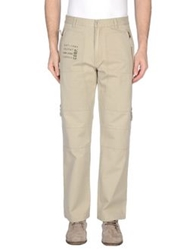 Dkny Jeans Casual Pants Beige