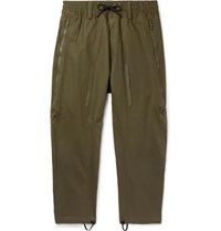 Nike Acg Stretch Cotton Cargo Trousers Green