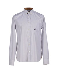 Alviero Martini 1A Classe Shirts Light Brown