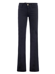 Mih Jeans Marrakesh Mid Rise Kick Flare Jeans