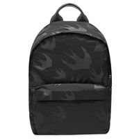 Mcq By Alexander Mcqueen Swallow Backpack Black