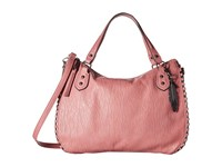 Jessica Simpson Selena East West Tote Dusty Rose Tote Handbags Pink