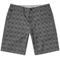 Nanamica Alphadry Club Short Grey