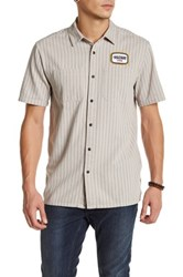 Volcom Morrow Shirt Metallic