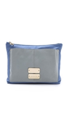See By Chloe Nellie Small Evening Pouch California Blue