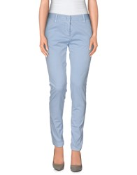 Perfection Trousers Casual Trousers Women Sky Blue