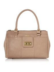 Ollie And Nic Bella Neutral Medium Tote Neutral