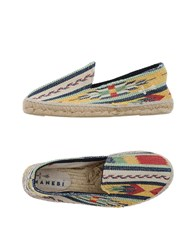 Manebi Footwear Espadrilles Men Ivory