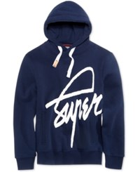 Superdry Men's Sweatshirt Nautical Navy