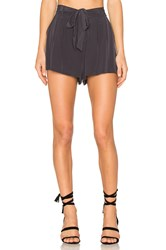 Rails Gigi Short Charcoal
