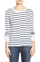 Women's Paige Denim 'Allie' Stripe Sweater