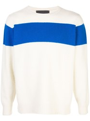 The Elder Statesman Panel Jumper 60