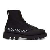Givenchy Black Clapham High Boots