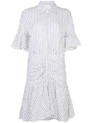 Cinq A Sept Stripe Asher Dress 60