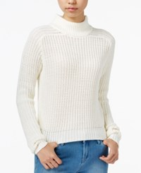 Bar Iii Turtleneck Sweater Only At Macy's Egret