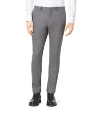 Michael Kors Slim Fit Wool And Cashmere Trousers