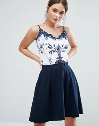 Ted Baker Cami Top Blue