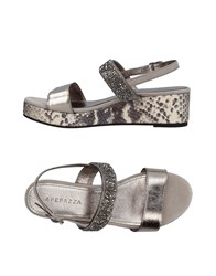 Apepazza Sandals Grey