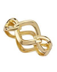 Jules Smith Designs Asymmetric Chain Link Hinge Bracelet Jules Smith Gold