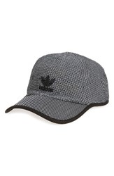 Adidas Men's Originals Prime Baseball Cap Black Black Black