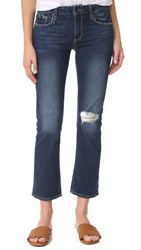 Paige Bridgette Jeans Domino Destructed