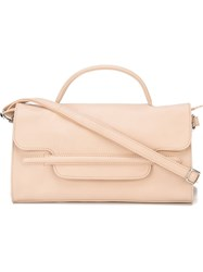 Zanellato 'Nina' Tote Nude And Neutrals