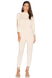 Rachel Pally Spence Jumpsuit Cream