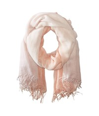 Chan Luu Shadow Dye Cashmere Scarf Dusty Pink Rose Scarves
