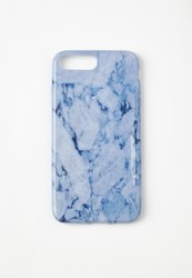 Missguided Blue Marble Iphone 7 Case