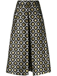 La Doublej Long Santa Monica Skirt Black
