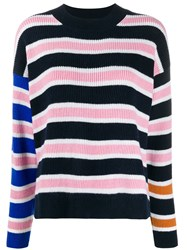 Christian Wijnants Stripe Long Sleeve Jumper 60