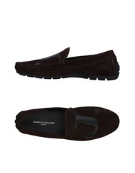 John Galliano Loafers Dark Brown
