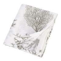 Marinette Saint Tropez Bonifacio Table Runner Grey