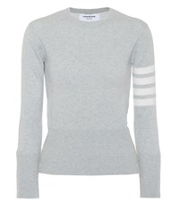 Thom Browne Cashmere Sweater Blue