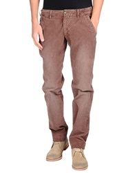 Monocrom Casual Pants Cocoa