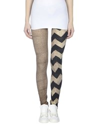 If Six Was Nine Trousers Leggings Women Khaki