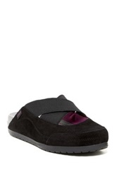 Crocs Edie Leather Mule Women Black