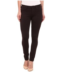 Liverpool Madonna Ponte Five Pocket Legging Dark Chocolate Brown Women's Clothing Black