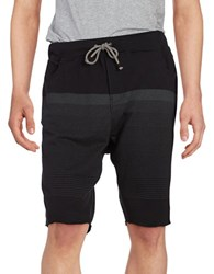 Howe Wall Street Drawstring Knit Shorts