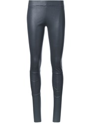 Sylvie Schimmel 'Fun Stretch' Leggings Grey