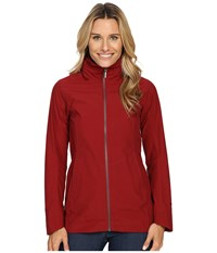 Marmot Lea Jacket Brick Women's Coat Red
