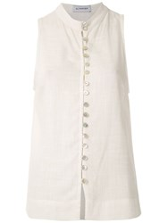 Olympiah Ylang Button Up Vest 60