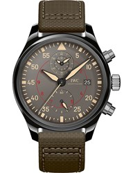 Iwc Iw389002 Pilot Top Gun Ceramic Watch