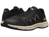 The North Face Litewave Flow Lace Tnf Black Vintage White Women's Shoes