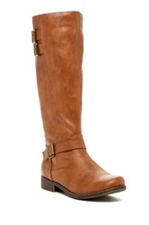 Fashion Focus Bella Boot Brown